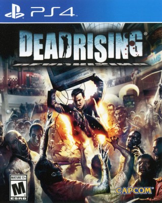 Игра Dead Rising (PS4) (eng) б/у